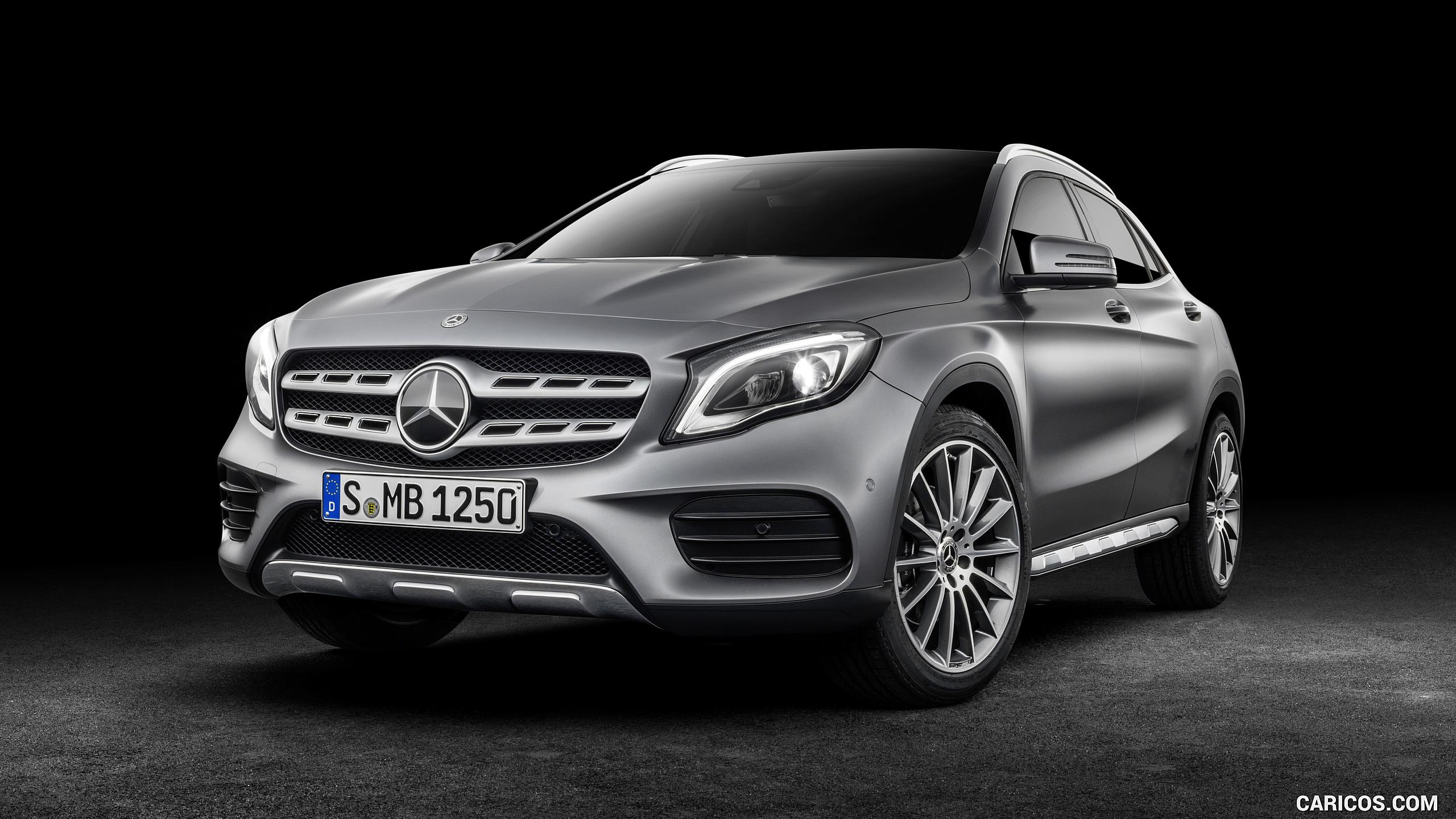 Mercedes GLA, arriva il restyling