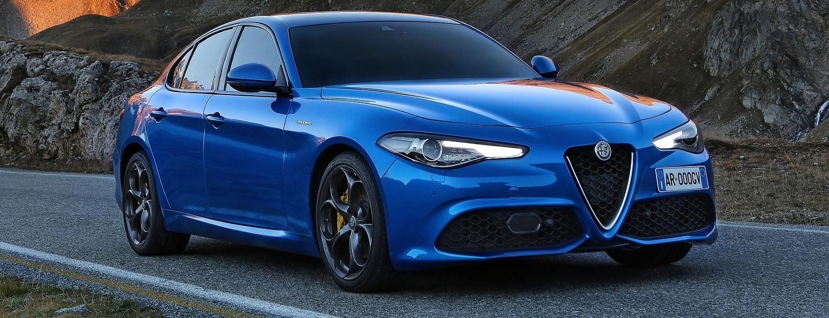 "Alfa Romeo Giulia: noleggio lungo termine ""Veloce"""