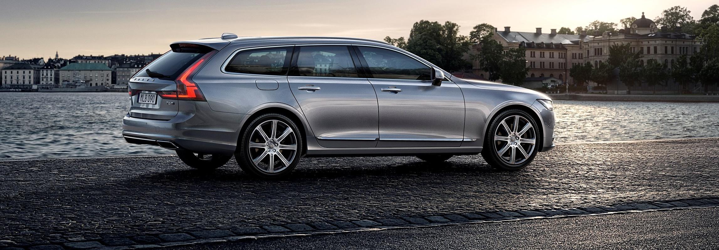 Volvo V90: la station wagon di lusso