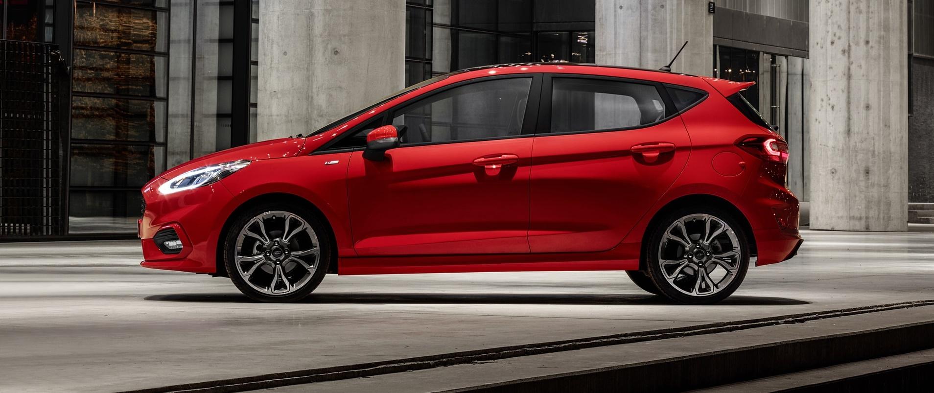 La nuova Ford Fiesta 2017