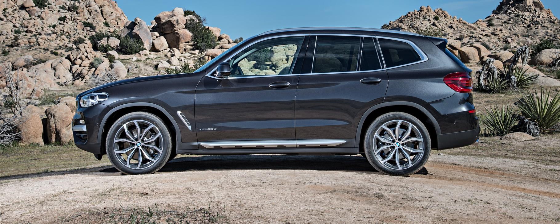 Nuova BMW X3: per un noleggio lungo termine dal carattere forte