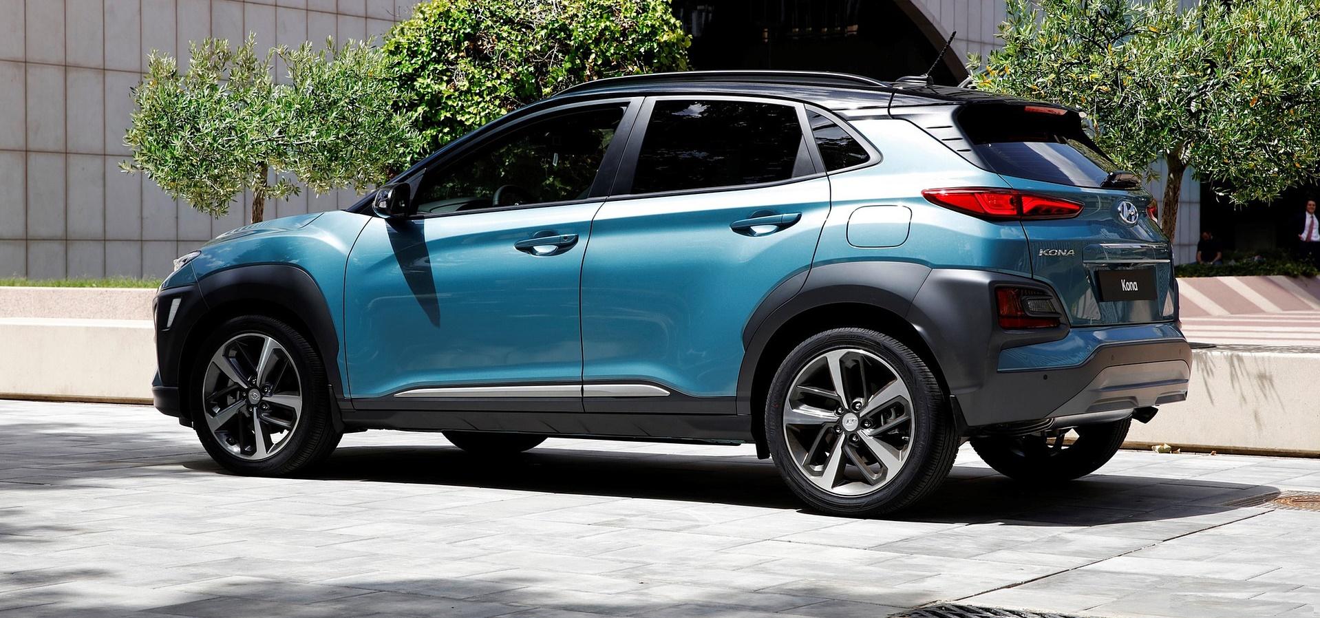 Hyundai Kona, la nuova Suv compatta e corazzata