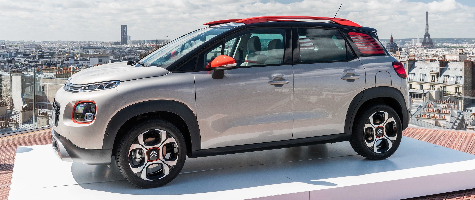 Citroen C3 Aircross: Urban Suv compatto