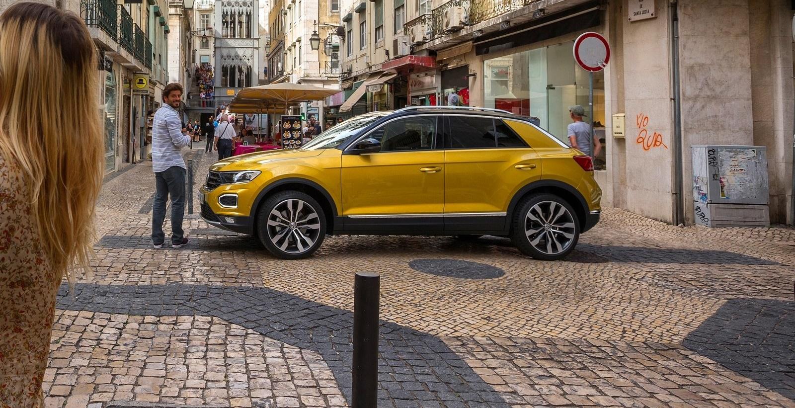T-Roc, il Suv compatto by Volkswagen