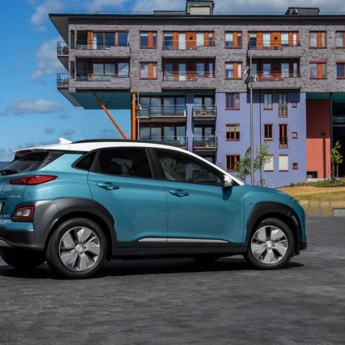 Noleggio auto lungo termine Hyundai Kona