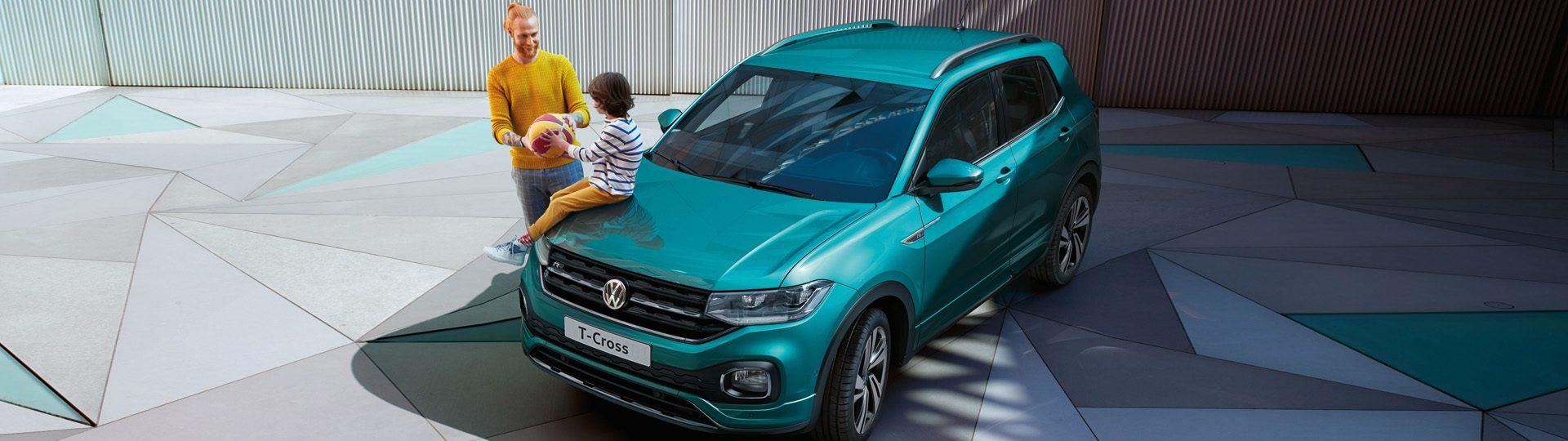 T-Cross Volkswagen: arriva il nuovo City Suv
