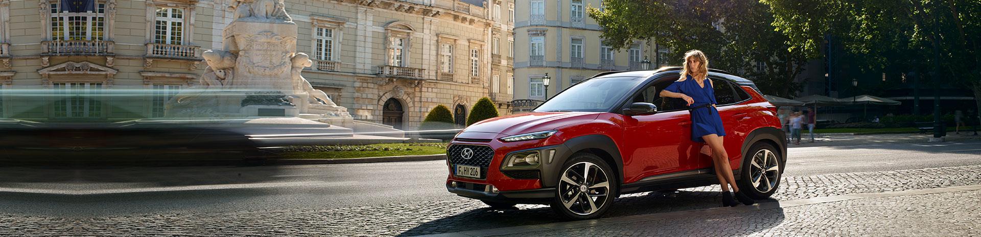 Unica e sicura di sé, nuova Hyundai KONA