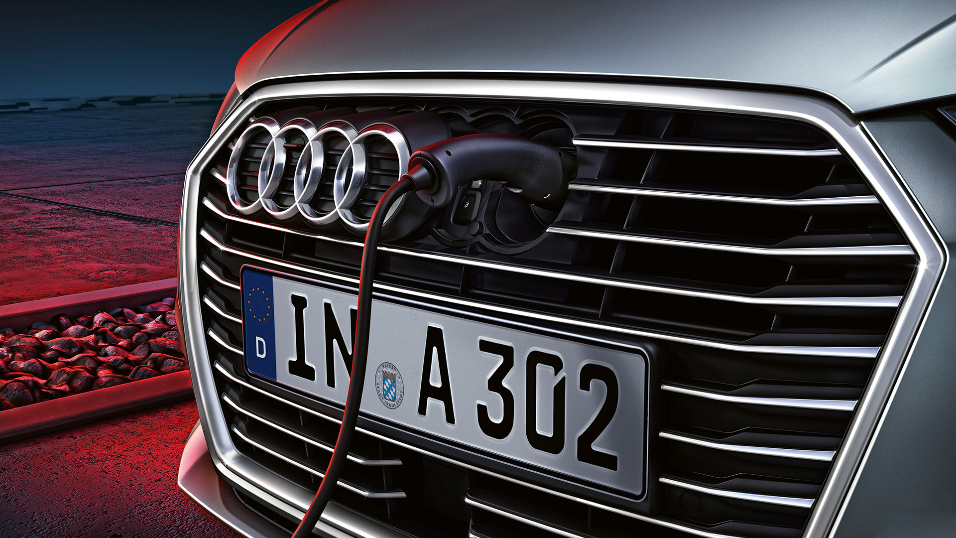 Noleggio auto lungo termine SUV elettrici