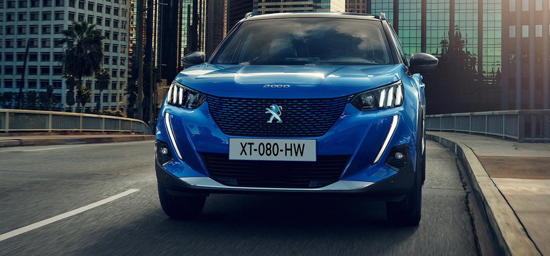 Peugeot 2008, tutta rinnovata, stile deciso e nuovi motori