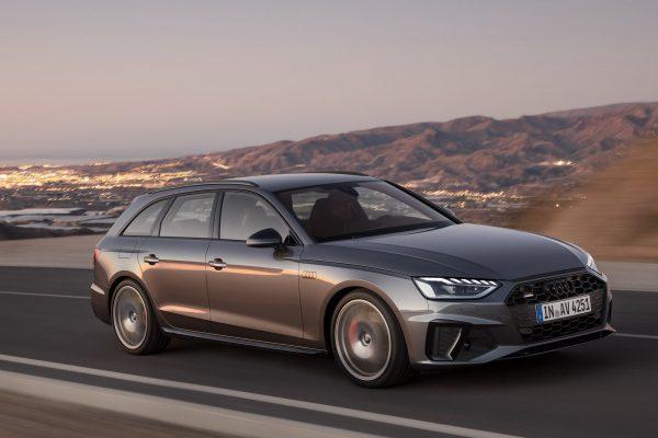 Noleggio auto lungo termine Audi A4