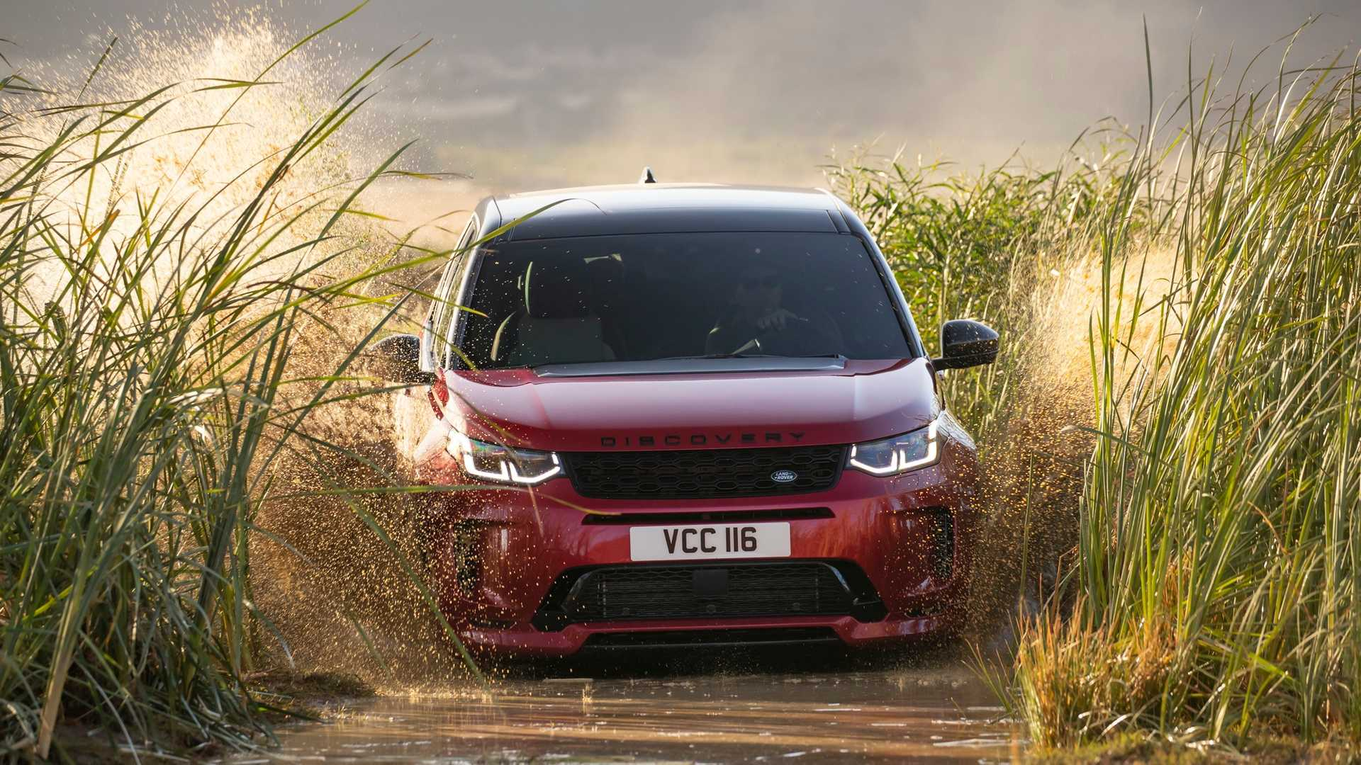 Land Rover Discovery Sport restyling, molto più di un nuovo look