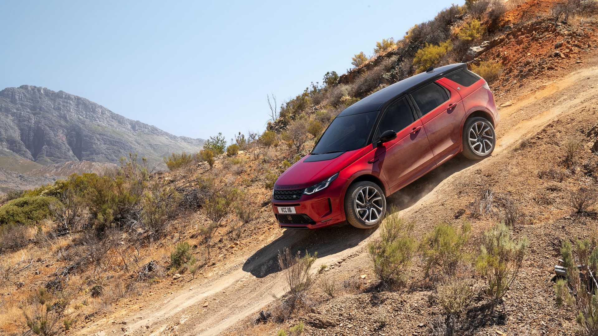 Noleggio auto lungo termine Land Rover Discovery Sport