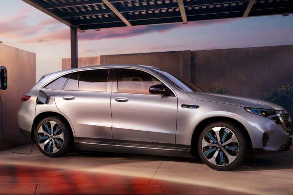 Noleggio auto lungo termine EQC Mercedes 1