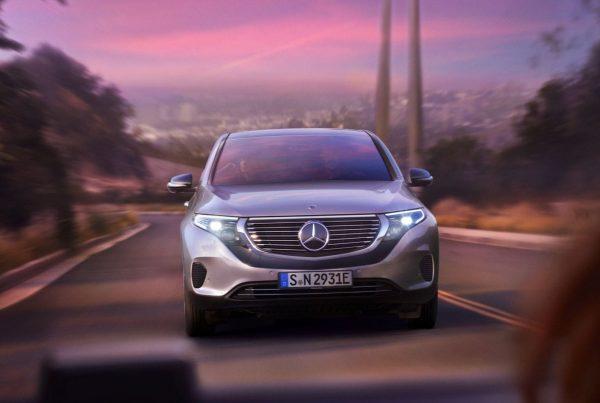 Noleggio auto lungo termine EQC Mercedes