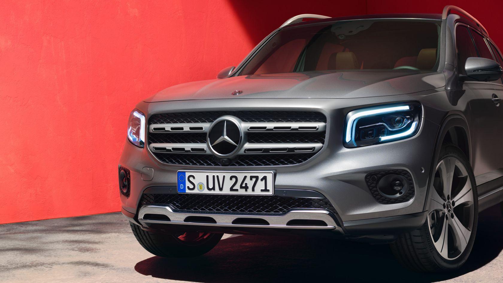 Nuovo GLB, il SUV compatto più versatile realizzato da Mercedes-Benz