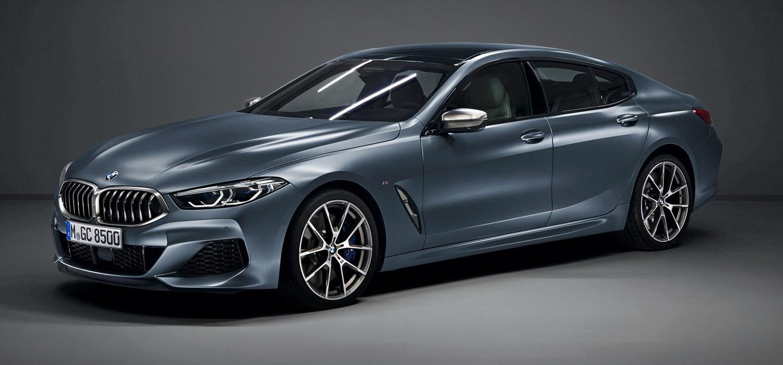 BMW Serie 8 Gran Coupé: grintosa, dinamica, ma anche comoda!