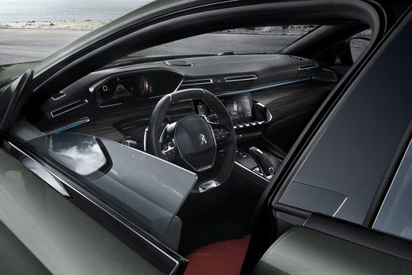 Noleggio lungo termine Peugeot 508 SW 2