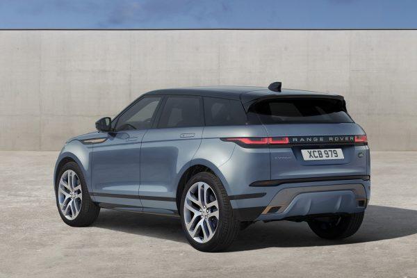 Noleggio lungo termine Range Rover Evoque