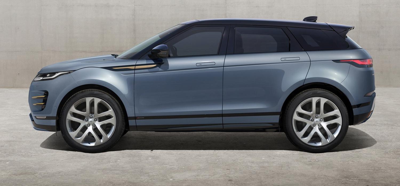 Il SUV compatto più vanitoso di sempre, Range Rover Evoque