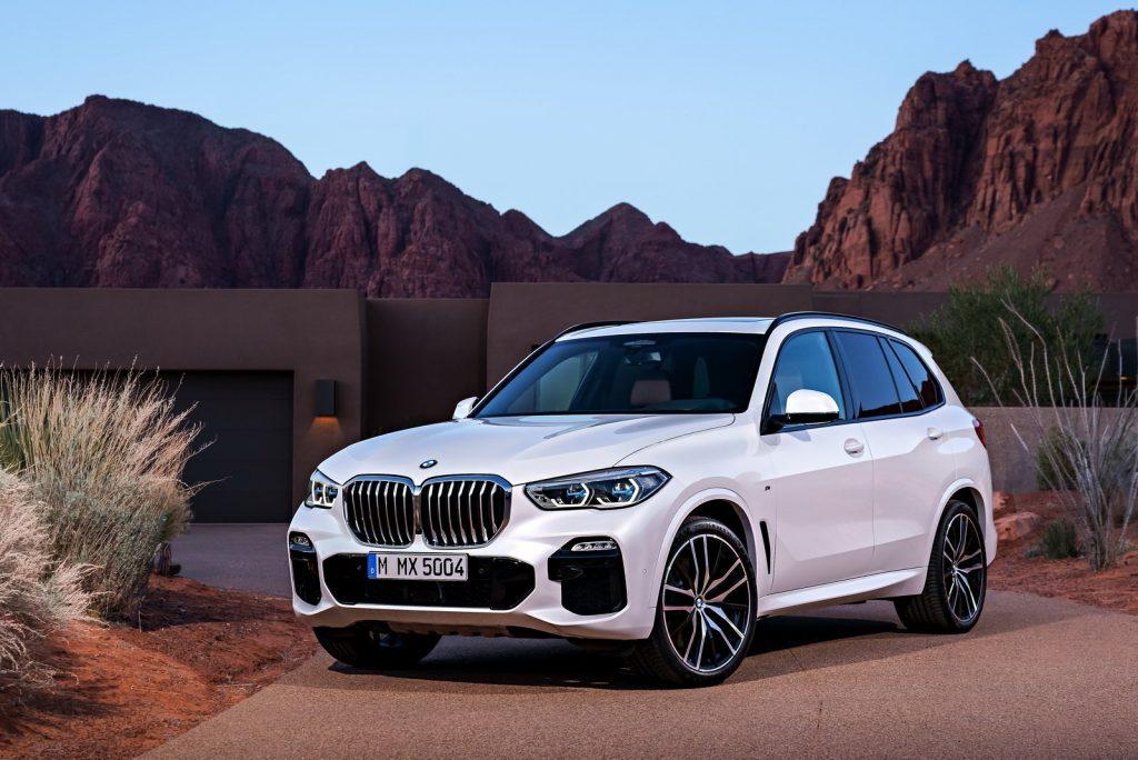 Noleggio auto lungo termine BMW X5