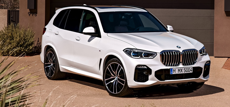 Nuova BMW X5, muscoli, potenza e tanto spazio