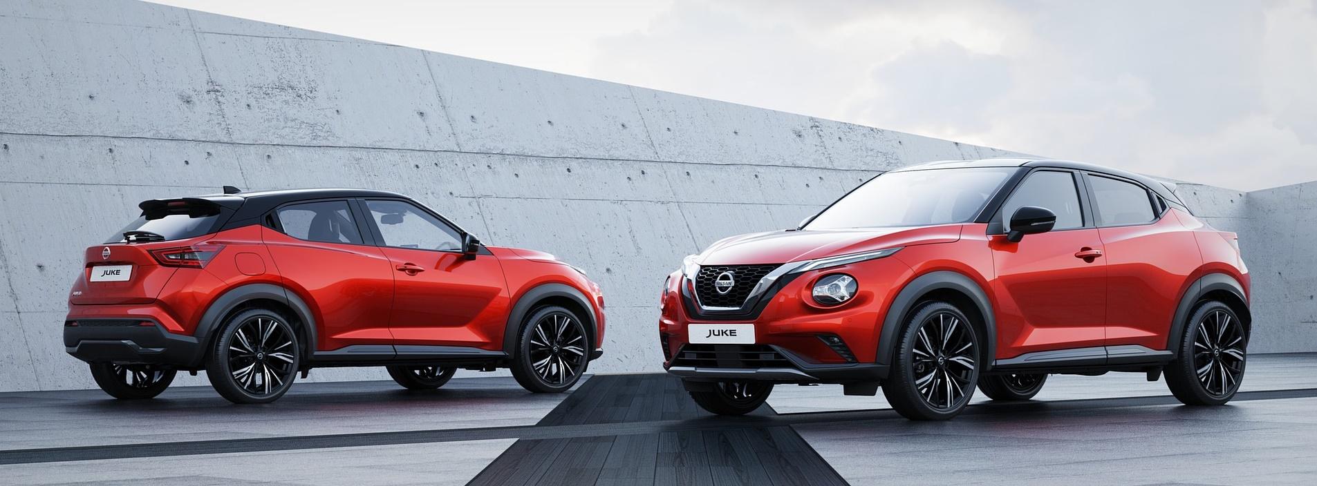 Nissan Juke, svelata la seconda generazione