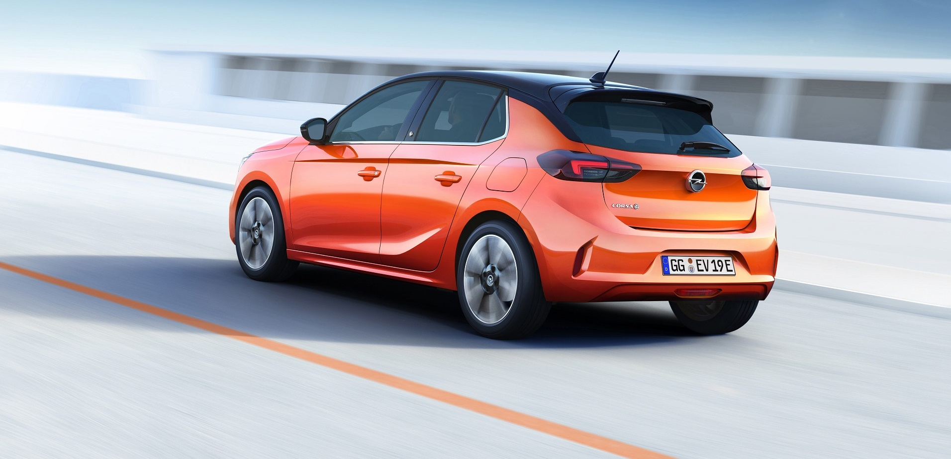 Opel Corsa-e: l'elettrica che si carica in modo veloce e semplice