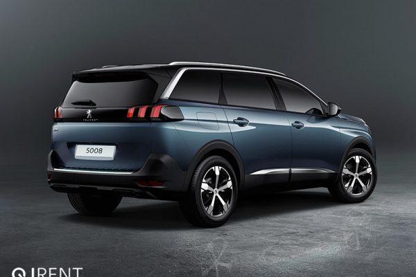 Noleggio Lungo Termine Peugeot 5008 08